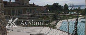 Элегатные апартаменты в Сирмионе