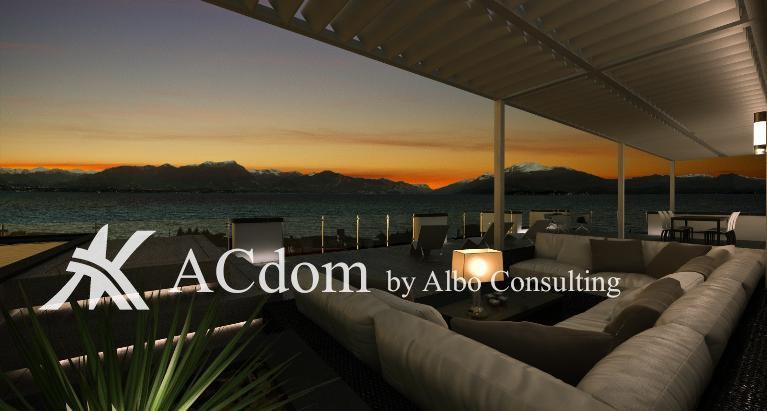 Новая квартира с великолепным видом на озеро Гарда - ACdom by Albo Consulting