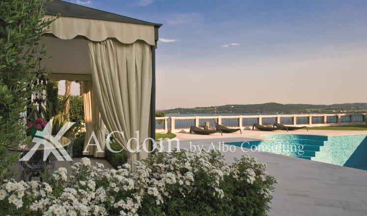 Великолепная вилла с потрясающим видом на озере Гарда - ACdom by Albo Consulting