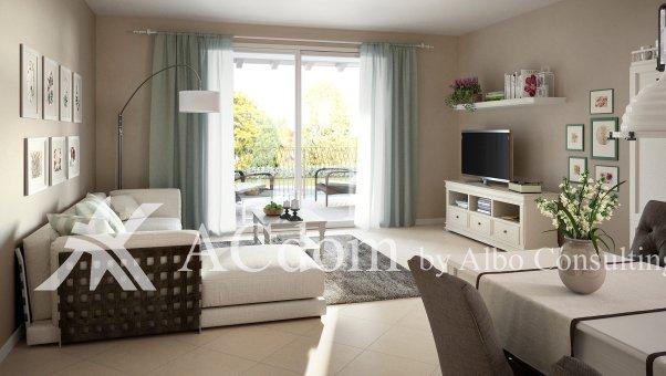 новые квартиры на озере Гарда - Италия