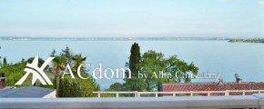 Фешенебельная вилла с прекрасным видом на озере Гарда