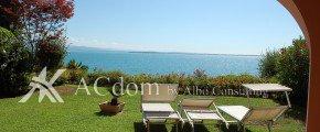 Престижные апартаменты с прекрасным видом на озеро Гарда