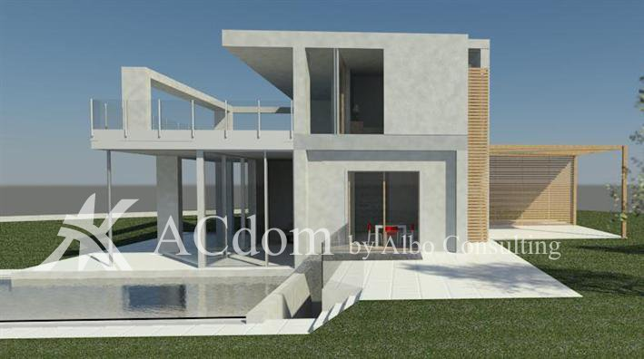 Новые виллы с видом на озеро Гарда - ACdom by Albo Consulting