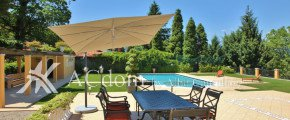 Шикарная вилла класса люкс в стиле либерти с великолепным видом на озеро Маджоре - ACdom by Albo Consulting