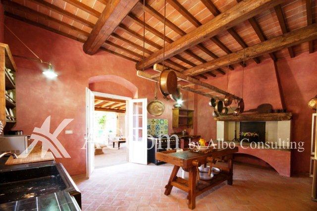 Красивый дом с бассейном в Тоскане - ACdom by Albo Consulting