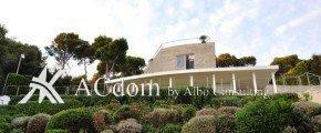 Современная вилла с бассейном и видом на море – Тоскана - ACdom by Albo Consulting