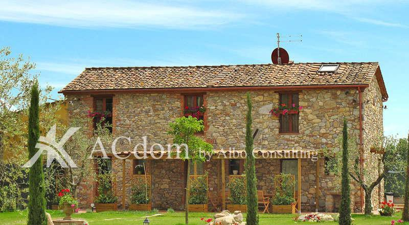 Уютная вилла с красивым видом в Тоскане - ACdom by Albo Consulting