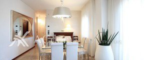 Красивые апартаменты после реставрации в Дезенцано дель Гарда