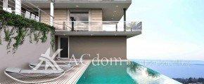 фешенебельная вилла с видом на озеро Гарда